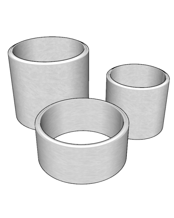 Dry Cast Liners & Soak Wells
