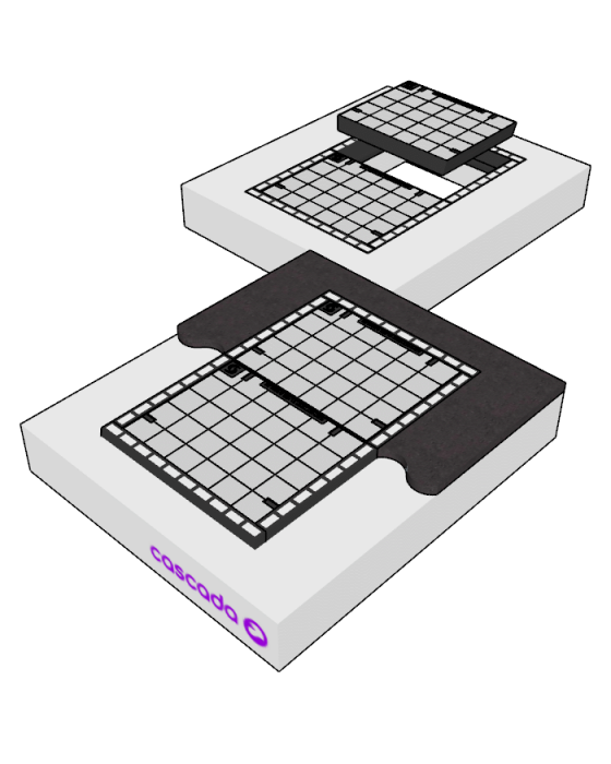 Wide Trafficable Access Covers