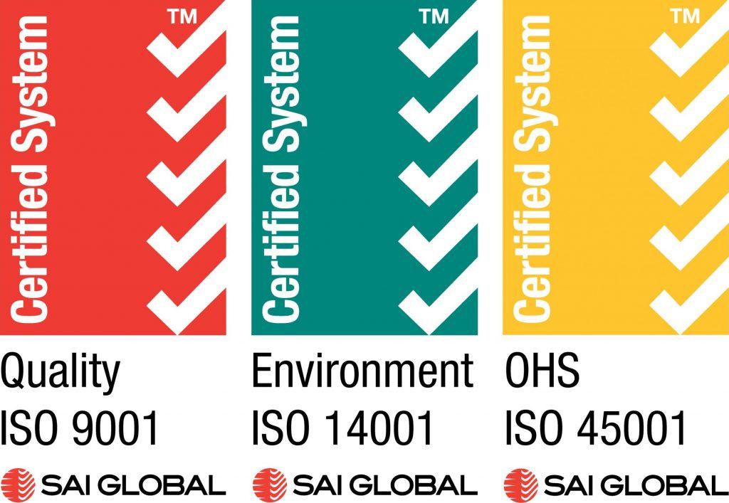Cascada is a Triple Certified Company.